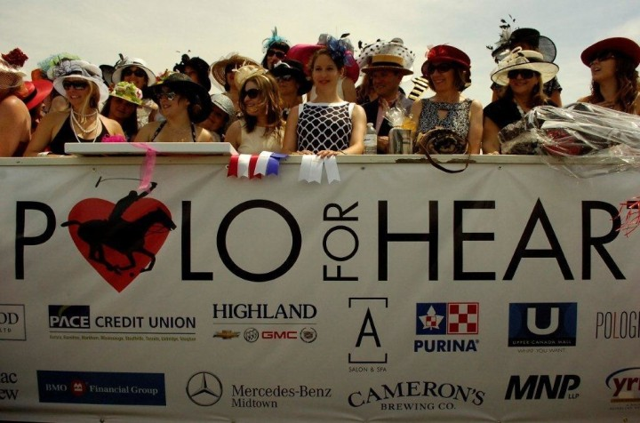 Supafitmama Polo For Heart hat contest