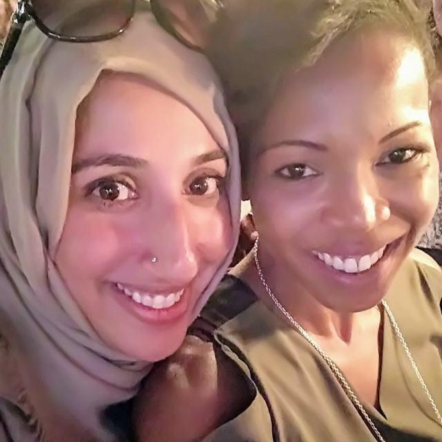 Supafitmama and Shireen Ahmed